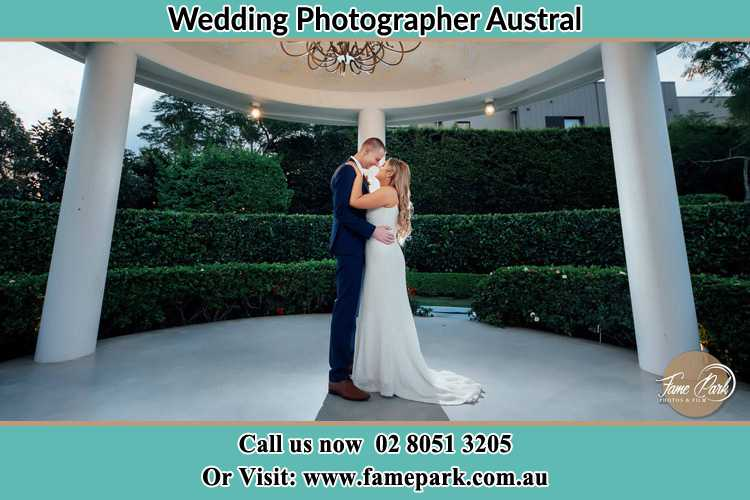Photo of the Groom and the Bride dancing Austral NSW 2179
