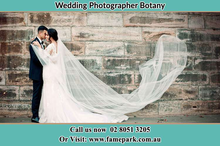 Photo of the Groom and the Bride bride Botany NSW 2019