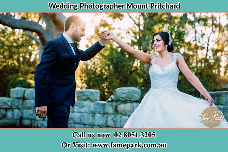 Photo of the Groom and the Bride dancing Mount Pritchard NSW 2170